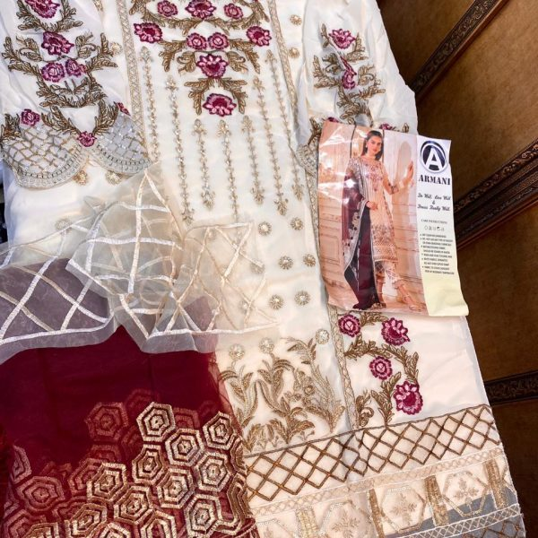 ARMANI RRIMSHA VOL 2 PAKISTANI SUIT WHOLESALER