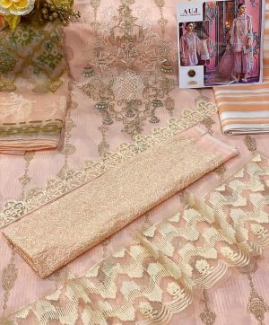 SHREE FABS AUJ 1101 COTTON PAKISTANI SUITS