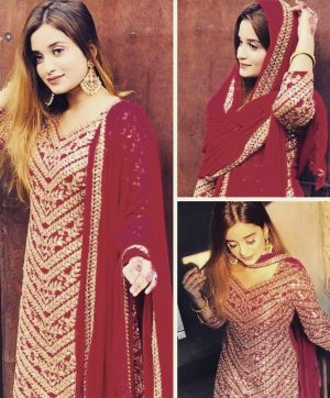 RINAZ FASHION 1044 PAKISTANI SUITS WHOLESALER