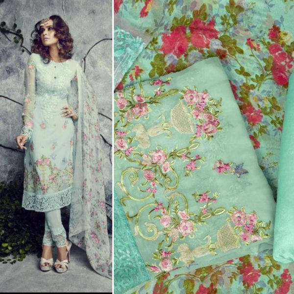 SAJAWAT CREATION SUITS IN SINGLE PIECE ONLINE