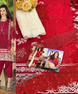 SHREE FAB SANA SAFINAZ PREMIUM LAWN COLLECTION