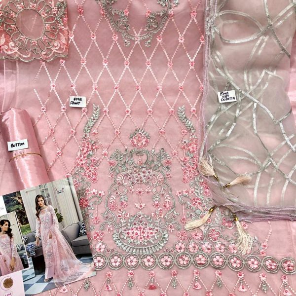 SHREE FABS ROUCHE LUXE 1106 PAKISTANI SUITS