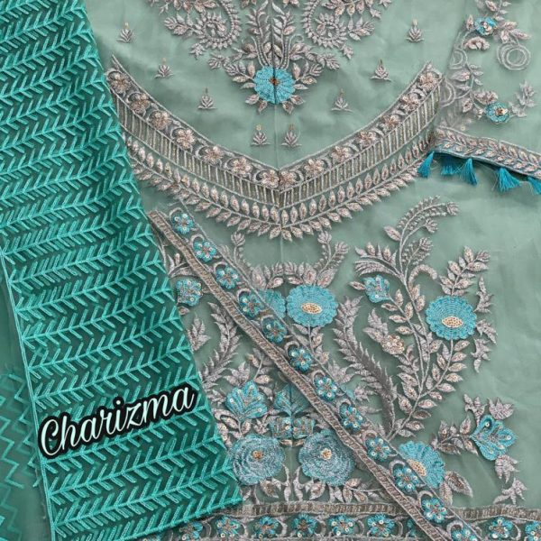 CHARIZMA DESIGNER MARYAMS 1021 PAKISTANI SUIT