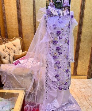 ALIF FASHION MAHNOOR PAKISTANI SUITS SINGLE