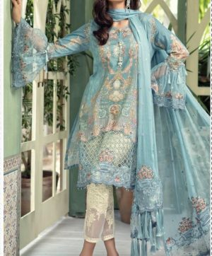 FEPIC MARIA B 2104 PAKISTANI REPLICA SUITS WHOLESALER