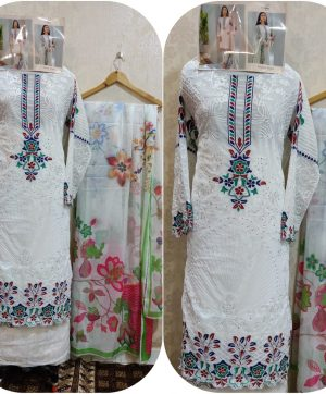 LIBAS LPC 09 BY LAIBA TEX SURAT SUITS WHOLESALER