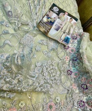 AFFAN CREATION 101 PAKISTANI SUITS MANUFACTURER