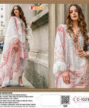 SF RAMSHA VOL 1 PAKISTANI SUITS WHOLESALE