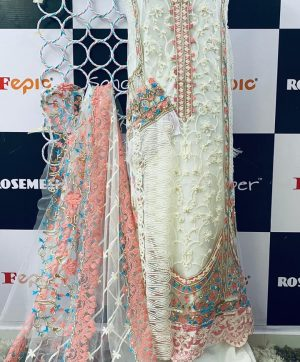 FEPIC ROSEMEEN C 1029 PAKISTANI SUITS SUPPLIER