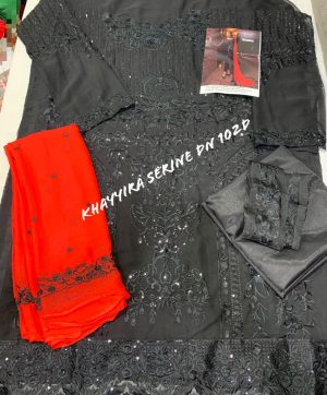 KHAYYIRA SUITS SERINE 102 IN SINGLE PIECE ONLINE