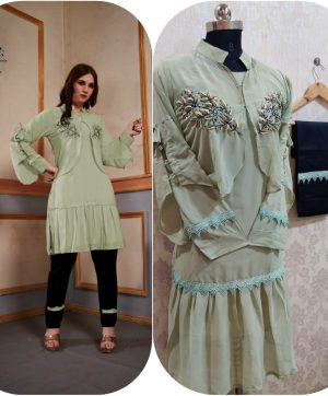 LAIBA AM VOL 41 TUNICS WHOLESALER SURAT