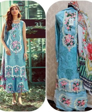 LIBAS LPC 07 PAKISTANI SUIT BY LAIBA