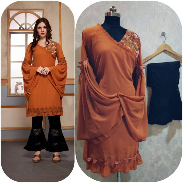 LAIBA AM VOL 39 DESIGNER TUNIC WHOLSALER IN SINGLE