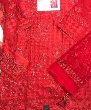 HOOR TEX 17021 PAKISTANI SUITS WHOLESALER