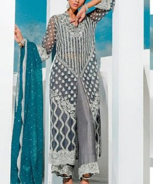 RAMSHA R 212 PAKISTANI SUITS IN SINGLE PIECE