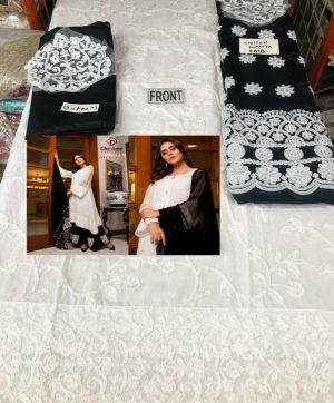 CHARIZMA DESIGNER MEENAZ PAKISTANI COTTON SUIT