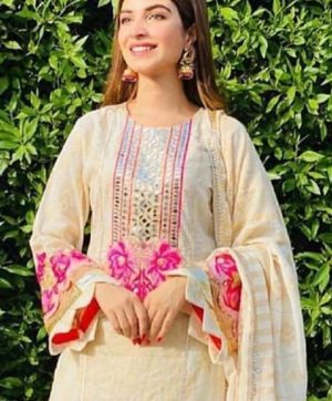 KILRUBA K 75 COTTON SUITS WHOLESALER IN SINGLE PIECE