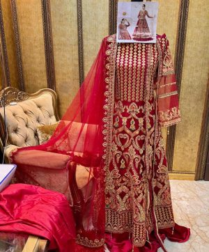 SHREE FABS S 140 MARIA B BRIDAL WEAR WHOLESALE