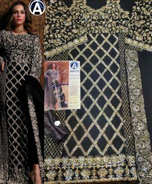 ARMANI RIMSHA 06 PAKISTANI SUITS IN SINGLE PIECE