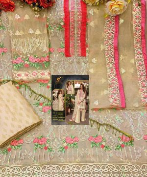 KAINAT FAB GULAAL BRIDAL WEAR PAKISTANI SUITS