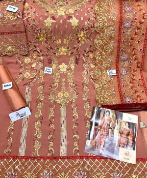 SHREE FABS S 136 PAKISTANI SUITS FREE SHIPPING