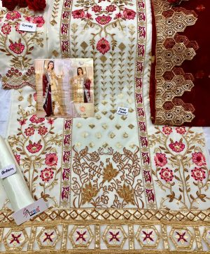 SHREE FABS S 128 PAKISTANI SUITS WITH FREE SHIPPING