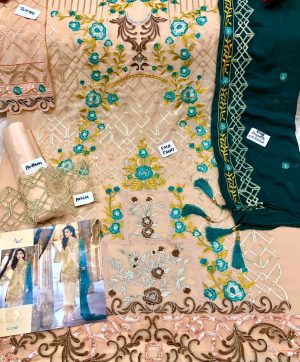 SHREE FABS S 130 PAKISTANI SUITS FREE SHIPPING