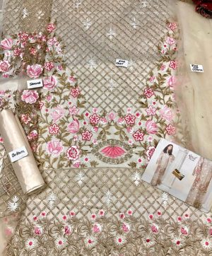 RINAZ 1083 PAKISTANI SUITS OPEN PICS WITH FREE SHIPPING