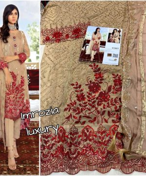 SANIYA TRENDZ IMROZIA LUXURY 41007 FREE SHIPPING