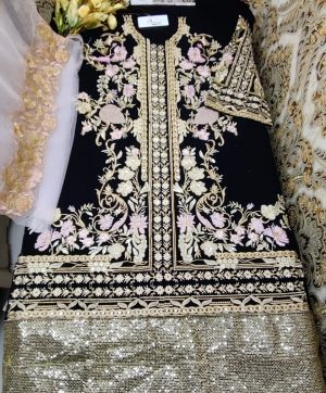 SHREE FABS S 127 PAKISTANI SUITS FREE SHIPPING