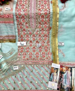 SHREE FABS S 146 PAKISTANI SUITS WITH FREE SHIPPING