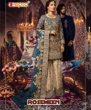 FEPIC ROSEMEEN BRIDES BLOCKBUSTER 39004 COLORS