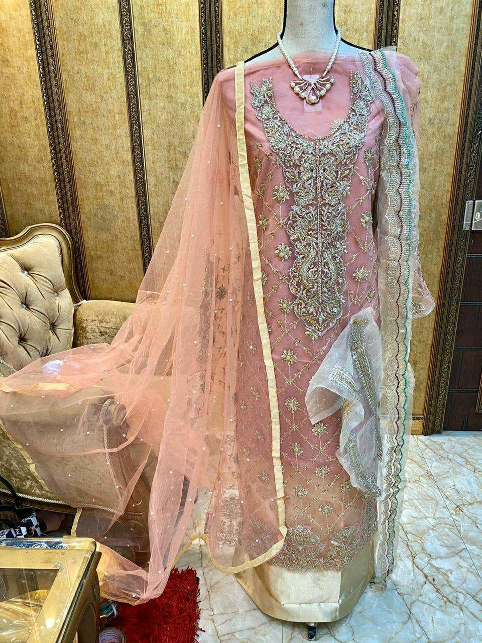 FEPIC ROSEMEEN 0063 PAKISTANI SUITS FREE SHIPPING