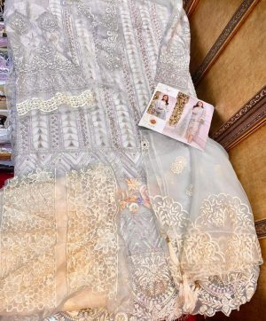 SHREE FABS S 114 PAKISTANI SUITS FREE SHIPPING