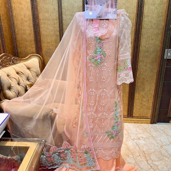 SHREE FABS S 141 PAKISTANI SUITS FREE SHIPPING