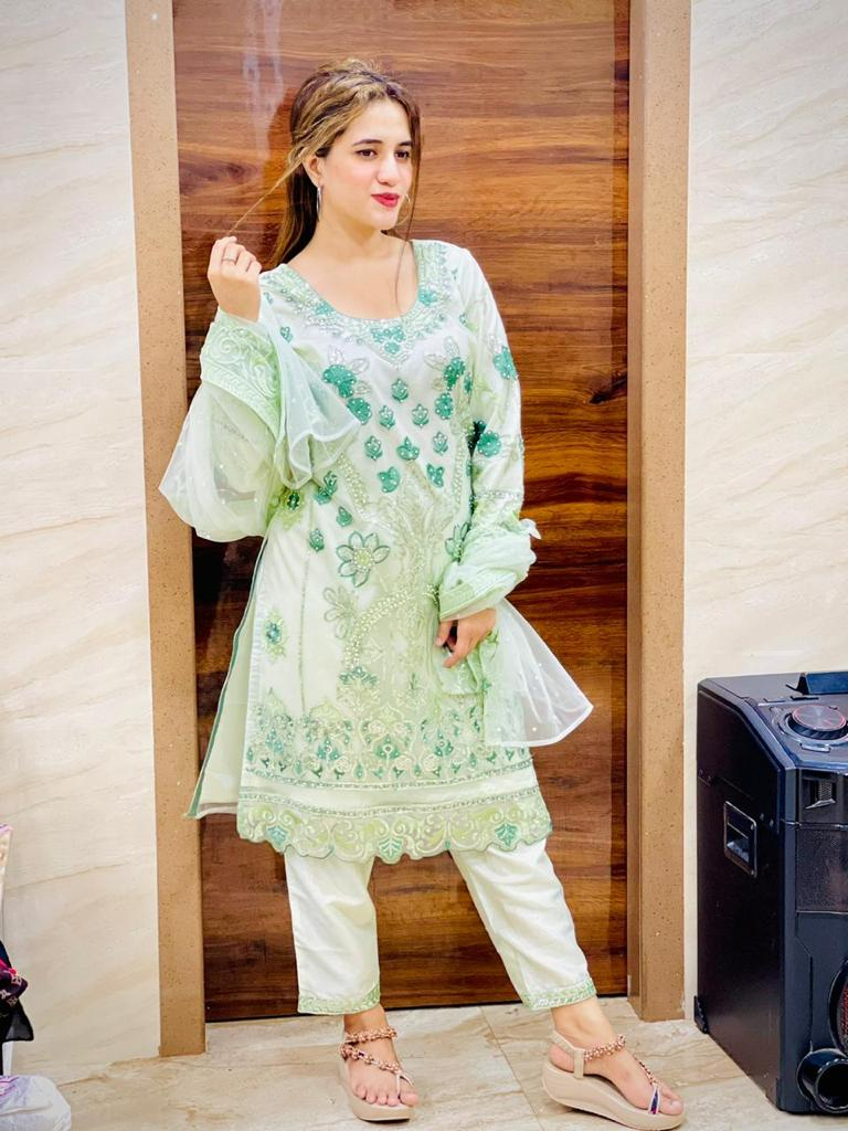 ELAF GULAAL VOL 3 G 114 WHOLESALE PAKISTANI SUITS