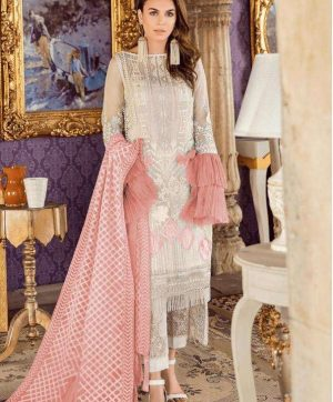 FEPIC 56001 B PINK PAKISTANI SUITS WHOLESALER