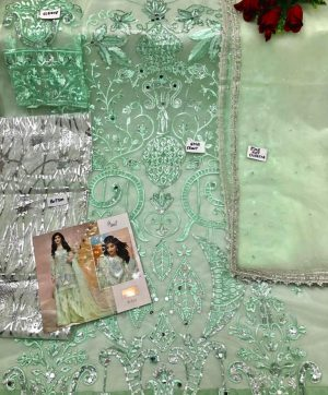 SHREE FABS S 101 PAKISTANI SUITS WITH FREE SHIPPING
