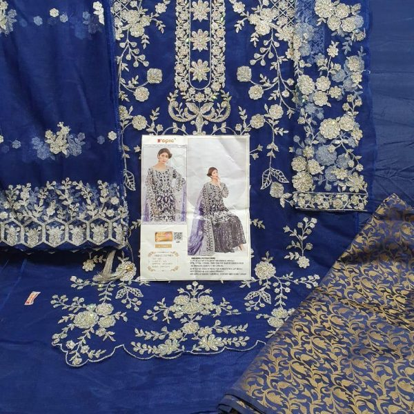 FEPIC C 1053 PAKISTANI SUITS FREE SHIPPING