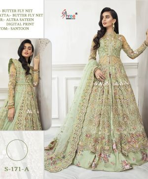 SHREE FABS S 171 A WITH FREE SHIPPING IN INDIA