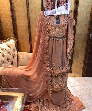 HOOR TEX 17011 PAKISTANI SUITS ONLINE WHOLESALE