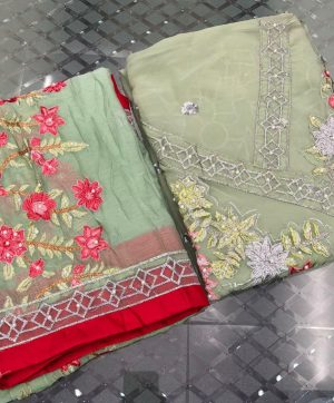 KILRUBA K 10 PAKISTANI SUITS WHOLESALER