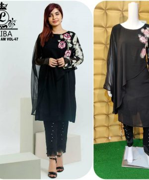LAIBA AM VOL 47 WHOLESALE DESIGNER TUNICS