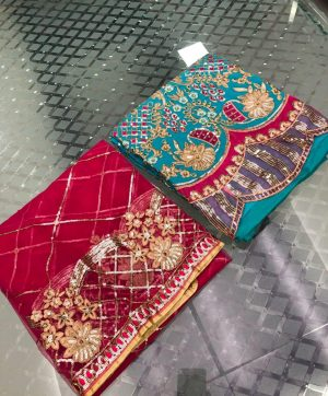 KILRUBA 501 HEAVY DESIGNER PAKISTANI SUITS