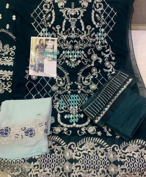 KHAYYIRA 1039 PAKISTANI SUITS WITH FREE SHIPPING