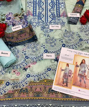 CS LUXURY LAWN FESTIVE COLLECTION VOL 2 SINGLES