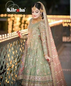 KILRUBA K 21 DESIGNER PAKISTANI SUITS BEST PRICE