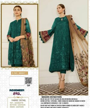 FEPIC 66007 I PAKISTANI SUITS WITH FREE SHIPPING