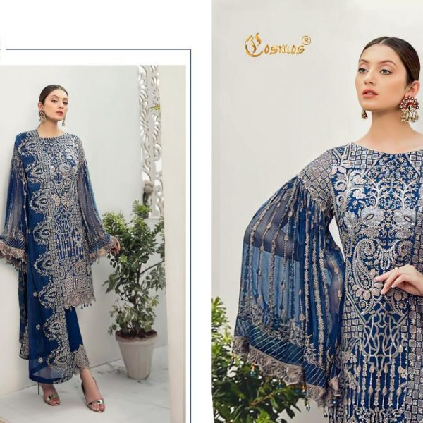 COSMOS FASHION AAYRA 1275 VOL 11 WHOLESALE
