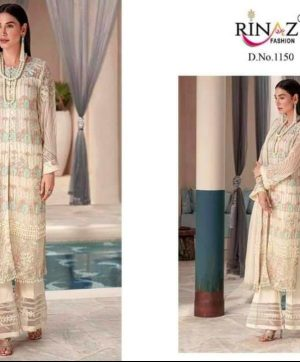 RINAZ FASHION 1150 PAKISTANI SUITS WHOLESALER